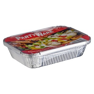 Partyware Small Foil Tray