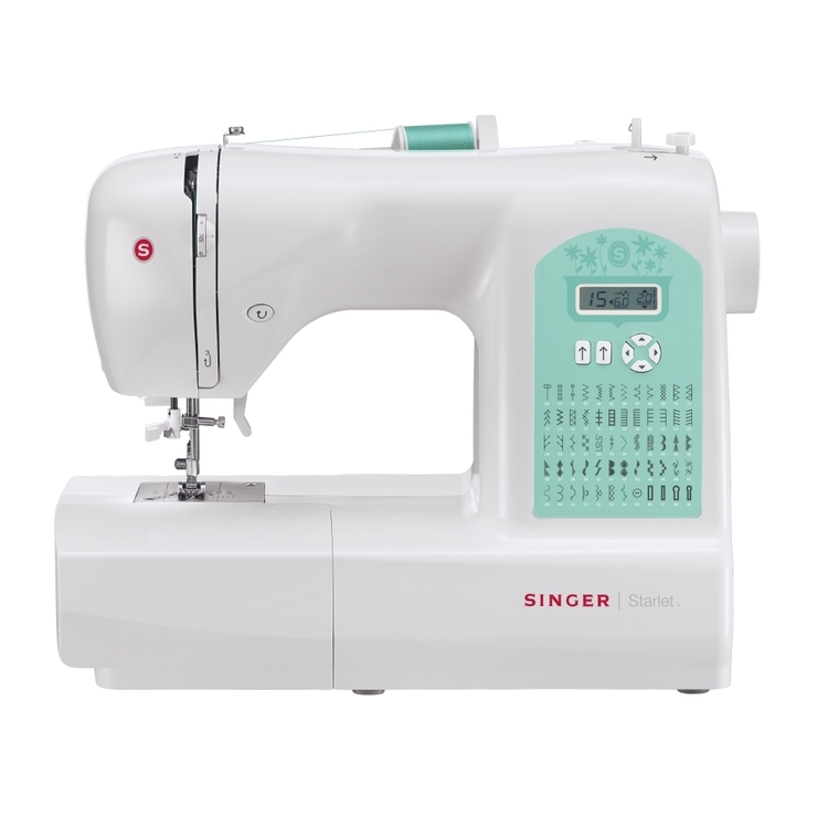 Singer 6660 Starlet Computerised Sewing Machine