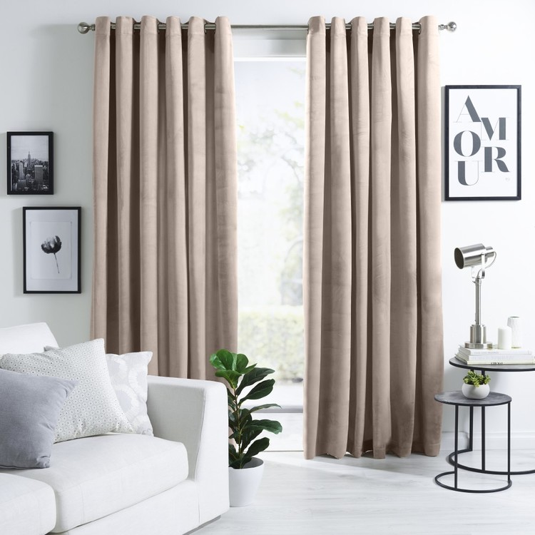 Chateau Eyelet Curtains