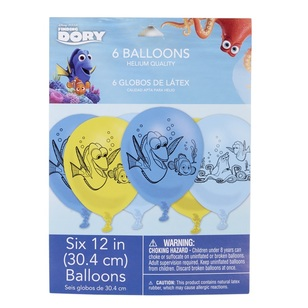 Disney Pixar Finding Dory Balloon Bouquet