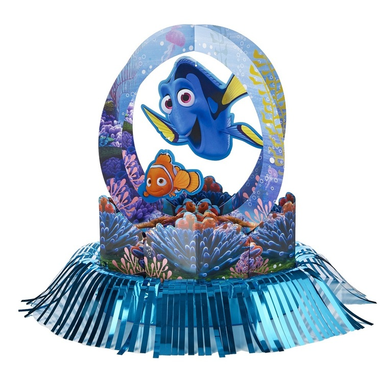 Disney Pixar Finding Dory Table Decorating Kit Blue