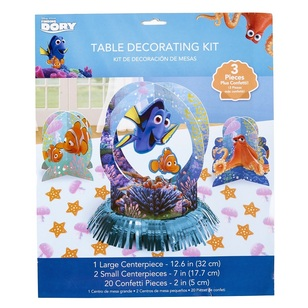 Disney Pixar Finding Dory Table Decorating Kit