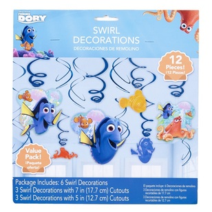 Disney Pixar Finding Dory Swirl Value Pack
