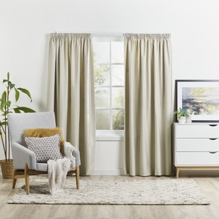 Emerald Hill Turner Pencil Pleat Curtain– Everyday Bargain