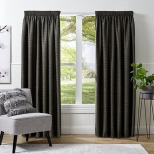 Vista Pencil Pleat Curtain