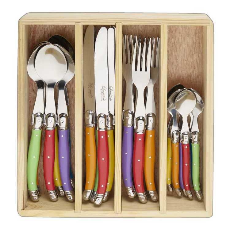 Laguiole Etiquette Cutlery Set