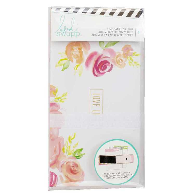 Heidi Swapp Memory Keeping Everyday Time Capsule