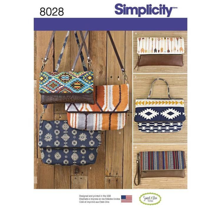 Simplicity Pattern 8028 Clutch