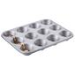 Kate's Kitchen 2 Cup Muffin Pan Cobalt Medium