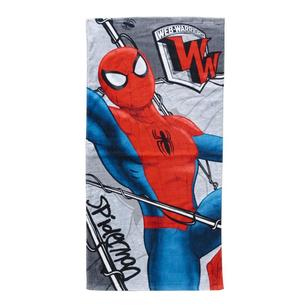 Spider-Man Web Warrior Bath Towel