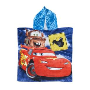 Disney Pixar Cars Buddies Hooded Towel
