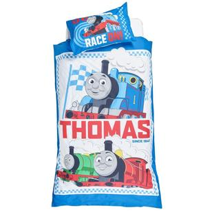 Thomas & Friends Rail Race Quilt Cover Set