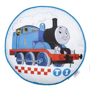 Thomas & Friends Rail Race Round Cushion