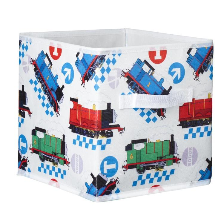 Thomas & Friends Rail Race Storage Cube Multicoloured