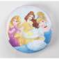Disney Princess Round Cushion Multicoloured
