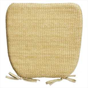 Living Space Petra Olefin Chair Pad