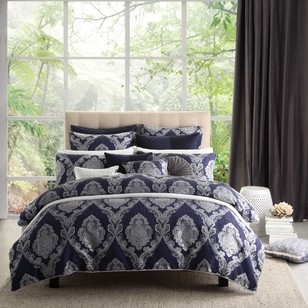 Logan & Mason Ultima Marcella Quilt Cover Set
