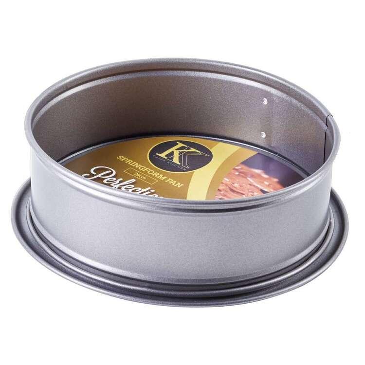 Kate's Kitchen Round Springform Pan With Saucer