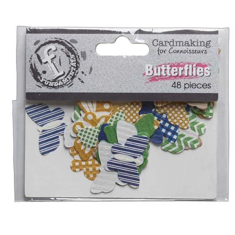 Fundamentals Butterfly Embellishments
