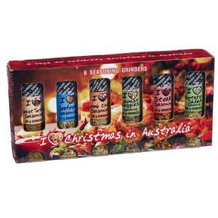 I Love Christmas Spices 6 Pack
