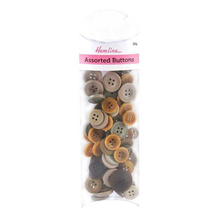 Hemline Shirt Buttons