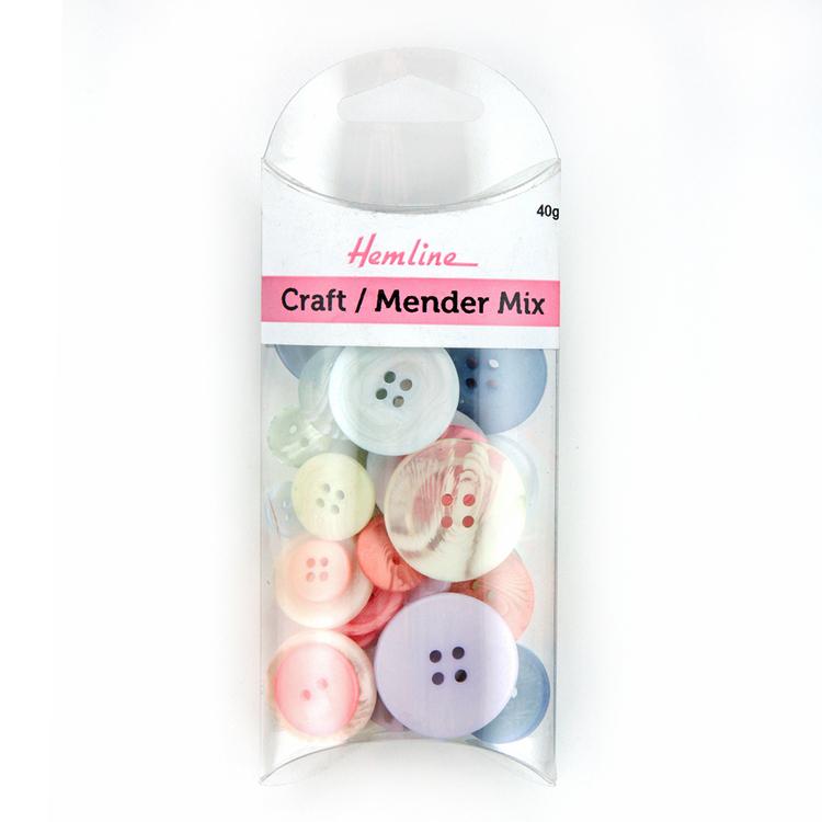 Hemline Baby Buttons