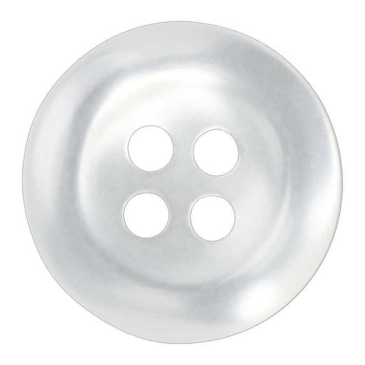Hemline Basic Shiny Shirt 24 Button