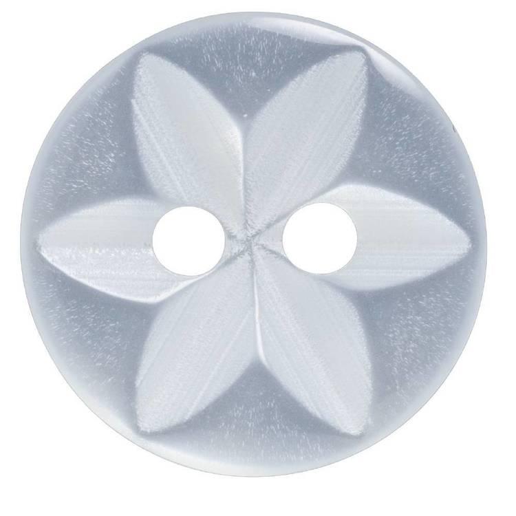 Hemline Jasminum Opaque Shank 22 Button