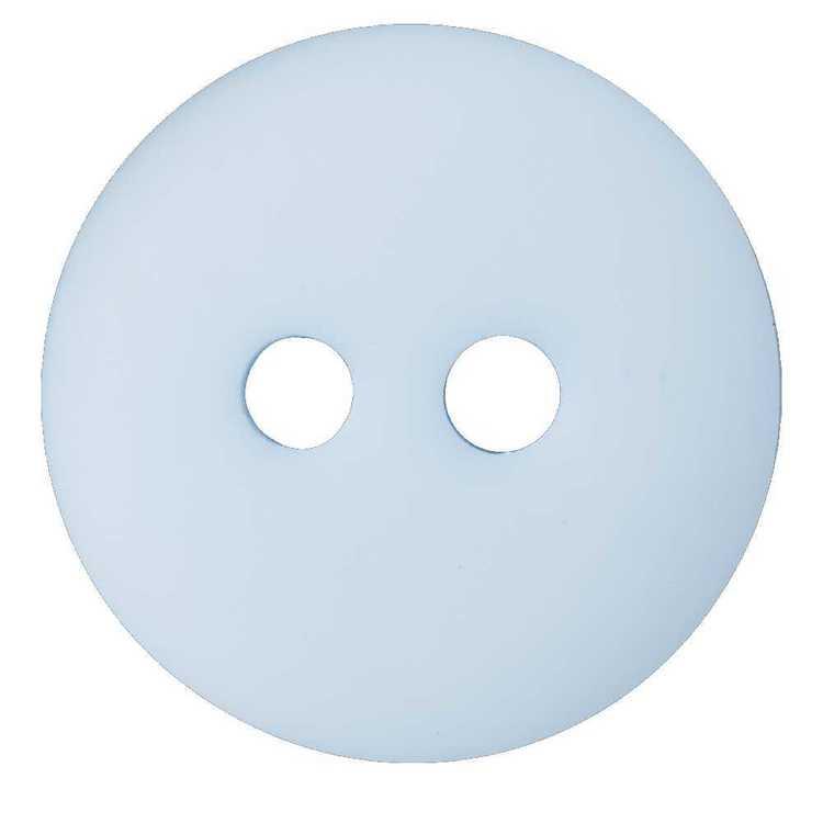 Hemline Simple Flat 2-Hole 22 Button