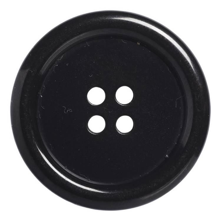 Hemline Suit Mottle 4-Hole 54 Button