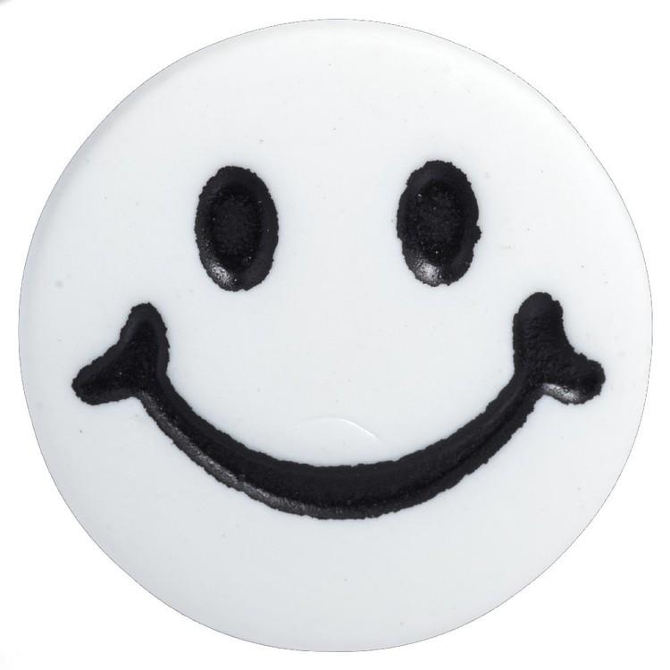 Hemline Novelty Smile Face 24 Button