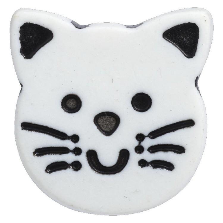 Hemline Whiskers Novelty Shank 24 Button