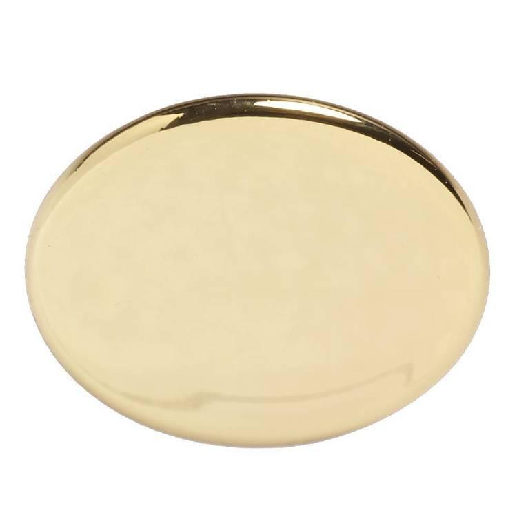 Hemline Metal Brushed Shank 24 Button