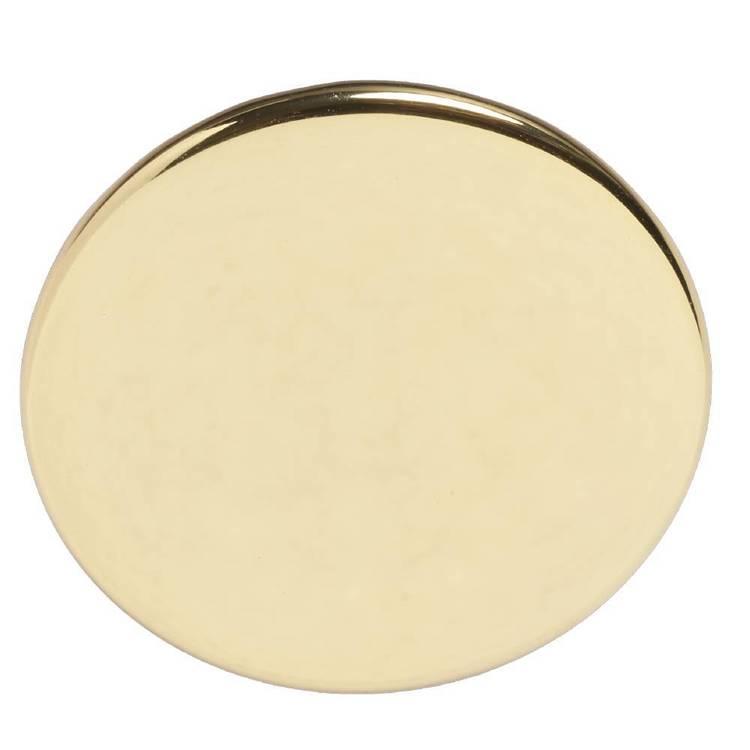 Hemline Metal Brushed Shank 34 Button