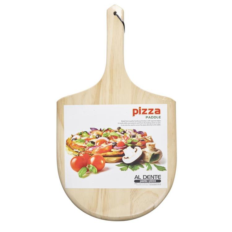Al Dente Wood Pizza Paddle