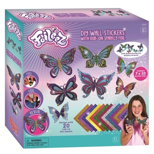Foileez Butterfly Art Wall Decor