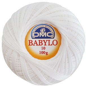 DMC Babylo 100 G Crochet Cotton Thread No. 10 100 g