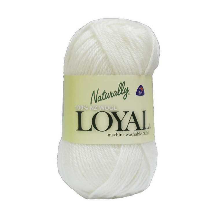 Naturally Loyal Plain 8 Ply Yarn 50 g
