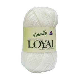 Naturally Loyal Plain 8 Ply Yarn 50 g