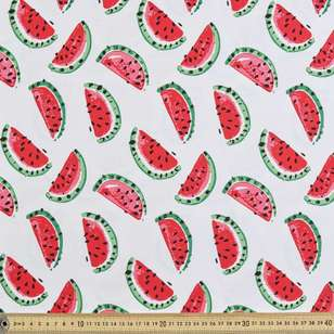 Montreux Watermelons Printed Drill