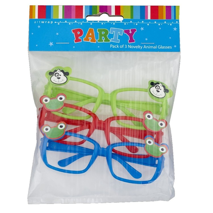 Favour Animal Glasses