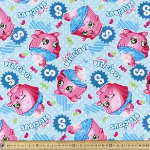 Shopkins Little Sweetie Fabric