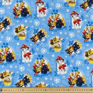 Paw Patrol Alpha Pups Fabric