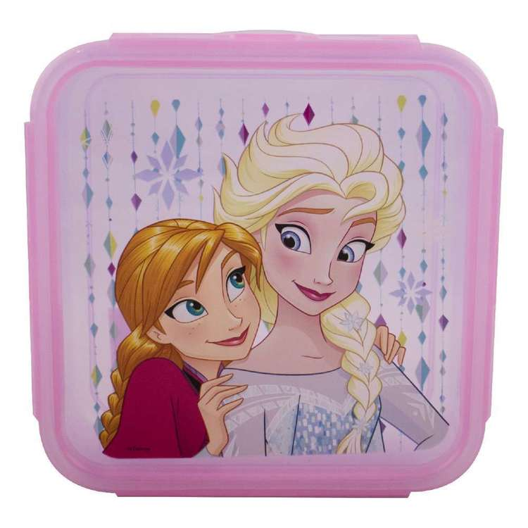 Disney Frozen Snap Sandwich Container