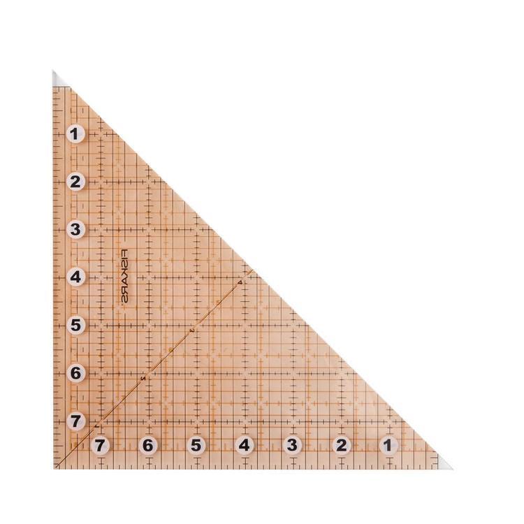 Fiskars Square & Triangle Folding Ruler