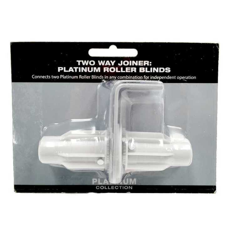 Caprice Platinum 25 mm Two-Way Joiner