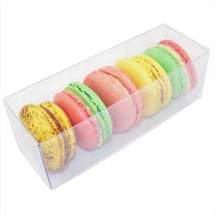 Roberts Confectionery Size 6 Macaron Box