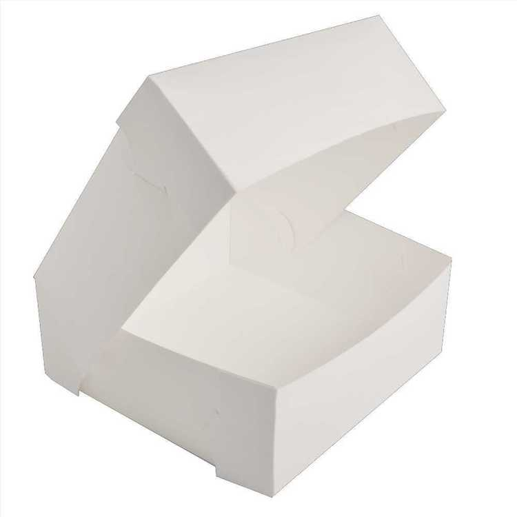 Roberts Edible Craft Cake Box