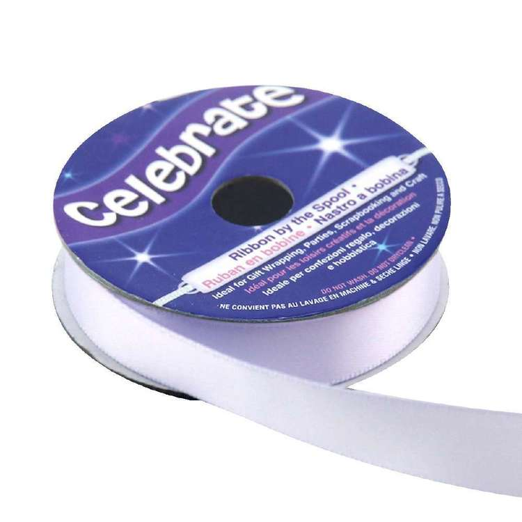 Celebrate 12 mm Satin Ribbon