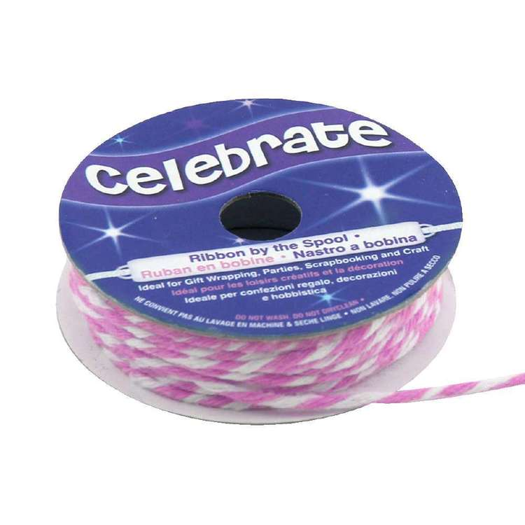 Celebrate 2 mm Striped Knot Cord
